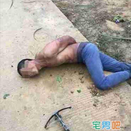 广西两个偷狗贼被村民逮住暴打,造成一死一伤悲剧!