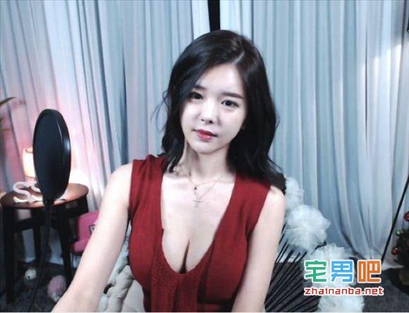 韩国美女主播伊素婉签约熊猫tv直播平台 房间号1234 正在直播