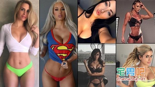 最美身材排行榜:Instagram网站十大健身美女大盘点!