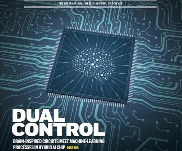 清华团队发布类脑计算芯片登录《Nature》