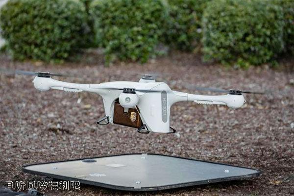 谷歌无人机交付在澳大利亚获准起飞