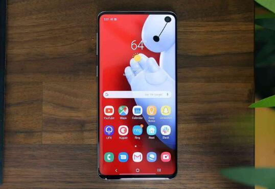 三星为GalaxyS10系列手机提供最初在Note10中亮相的新功能