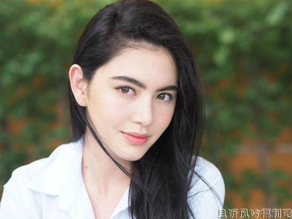 泰国美女混血儿Mai 泰国版张柏芝