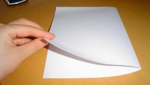 一张纸到底能不能对折7次?有人做实验来证明了!