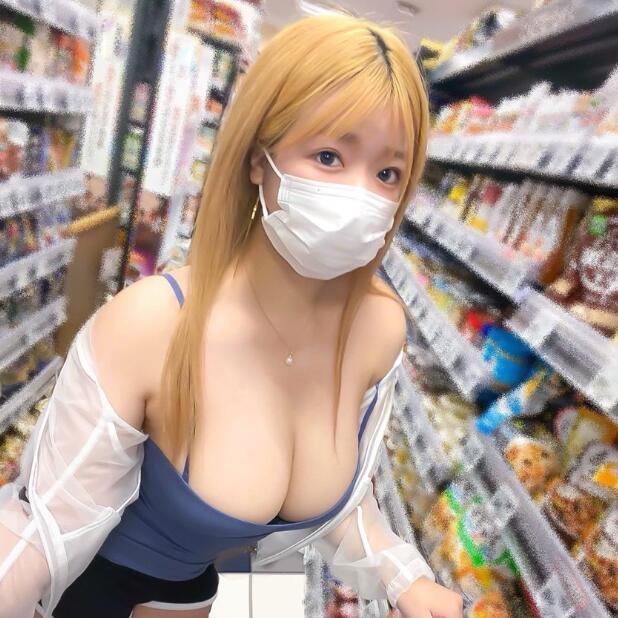 日本微胖妹子Yutori,靠晒自拍照获得80万粉丝